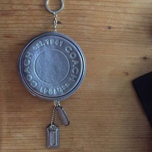 Key and coin holder from Coach